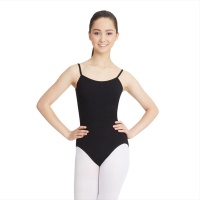 Capezio Adult Cotton Camisole Leotard w/Adjustable Straps