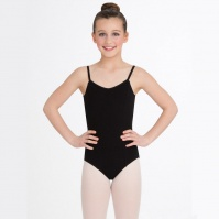 Capezio Child Princess Camisole Leotard - Black