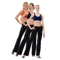 Capezio Classics Adult Jazz Pants - Long Inseam
