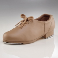 Capezio Adult Premiere Tap Shoes - Caramel