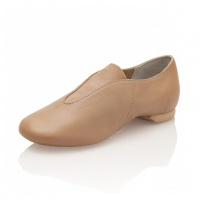Capezio Show Stopper Jazz Shoes - Caramel