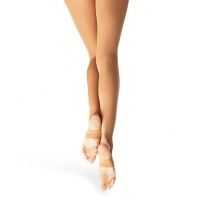 Capezio Self Knit Adult Stirrup Tights