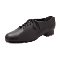 Capezio Adult Tic Tap Toe Tap Shoes - Black