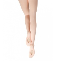 Capezio Professional Mesh Transition Tights with Mock Seam