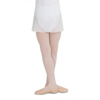 Capezio Childs Chiffon Wrap Skirt