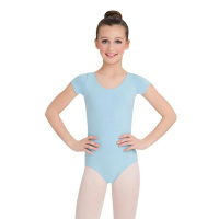 Capezio Childs Classic Short Sleeve Leotard