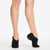 Capezio Adult Pure Knit Jazz Shoes - Black