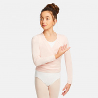 Capezio Childs Wrap Sweater