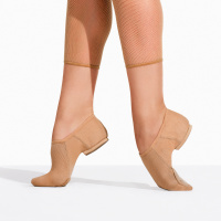 Capezio EOS Jazz Shoes - Caramel