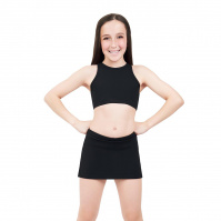 Capezio Childs Ladder Back Bra Top