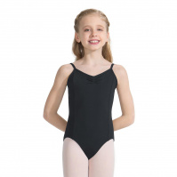 Capezio Childs Tactel Pinch Front Leotard