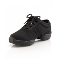 Capezio Adult Canvas Dansneaker - Black
