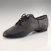 Capezio E-Series Jazz Oxford - Black