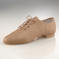 Capezio E-Series Jazz Oxford - Caramel
