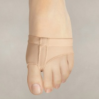 Capezio Jelz Footundeez w/Bunheads Built-In