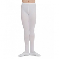 Capezio Mens Knit Footed Tights w/Back Seams