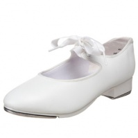 Capezio Adult Jr. Tyette Tap Shoes - White