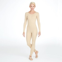 Capezio Adult Long-Sleeve Unitard