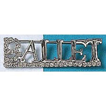 Dasha Ballet Word Pin