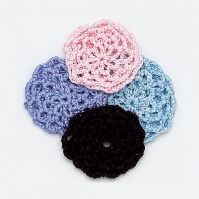 Dasha Tape Crochet Buncover
