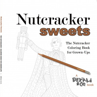 Nutcracker Sweets Coloring Book