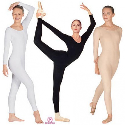 Eurotard Adult Long Sleeve Unitard