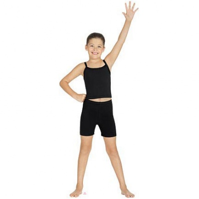 Eurotard Child's Mid Thigh Shorts