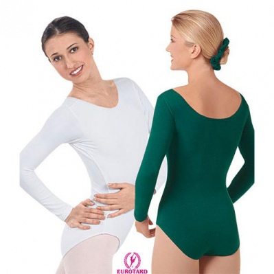 Eurotard Adult Long Sleeve Leotard