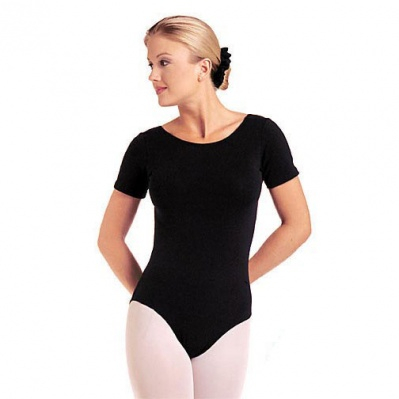 Eurotard Adult Short Sleeve Leotard
