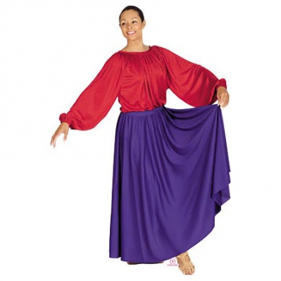 Eurotard Single Panel Circle Skirt