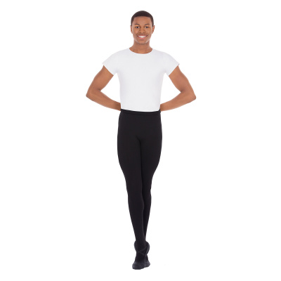 Eurotard Men's Footed Tights