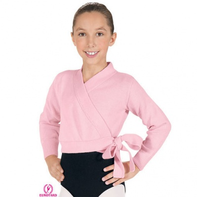 Eurotard Child's Classic Wrap Sweater
