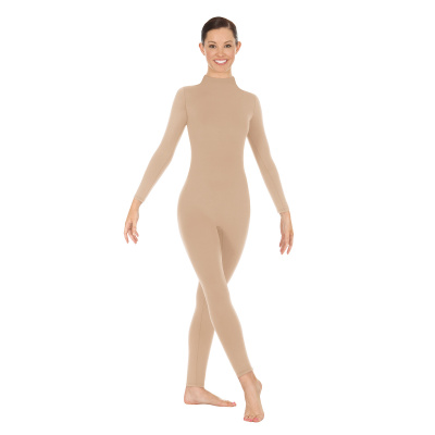 Eurotard Adult Mock Neck Long Sleeve Unitard