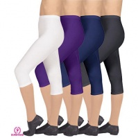 Eurotard Adult Capri Leggings