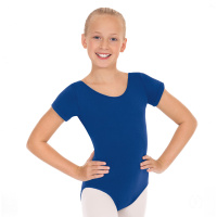 Eurotard Childs Short Sleeve Leotard