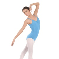 Eurotard Adult Pinch Front Camisole Leotard
