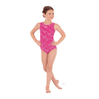 Eurotard Childs Sequin Waves Leotard