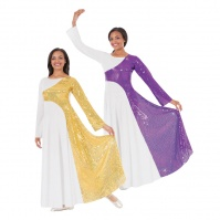 Eurotard Diamond Grace Praise Dress