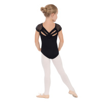 Eurotard Childs Diamond Cap Sleeve Leotard