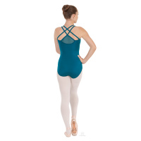 Eurotard Adult Strappy Back Mesh Leotard