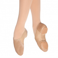 Eurotard Adult Axle Slip On Jazz Shoes - Tan