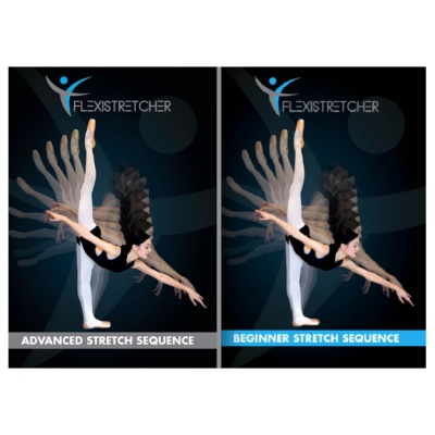 Flexistretcher Stretch DVD Combo