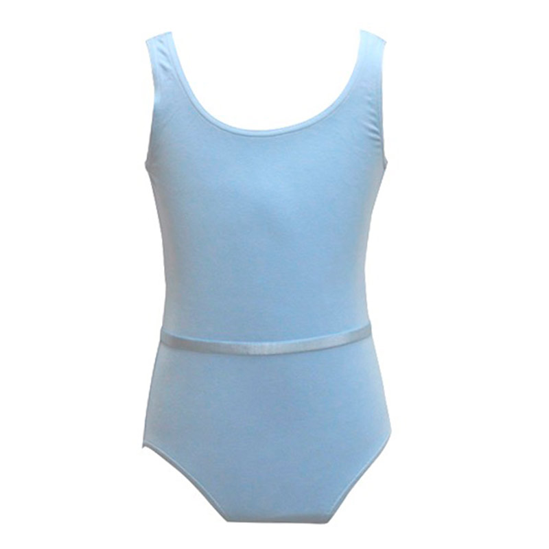 Freed Aimee Tank Leotard Light Blue