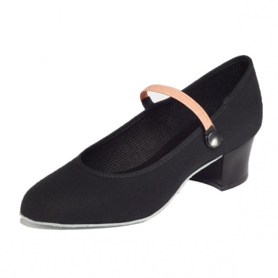 Freed Cuban Heel Character Shoes