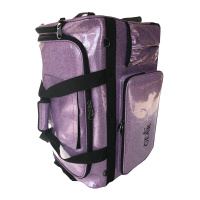 Glamr Gear Purple Changing Station - Standard