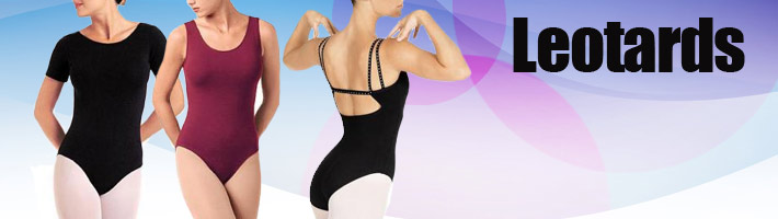 Adult and Child Leotards from Capezio, Eurotard, Freed, Mirella