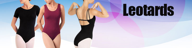Adult and Child Leotards from Ainsliewear, Bloch, Body Wrappers, Capezio, Eurotard, Freed, Gaynor Minden, Mirella, Suffolk