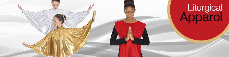 Liturgical Dancewear and Apparel from BodyWrappers and Eurotard