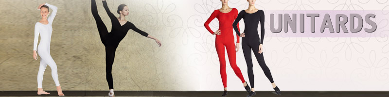 Dance Unitards from Capezio, Eurotard