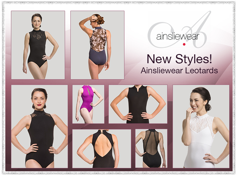 Ainsliewear-Leotards